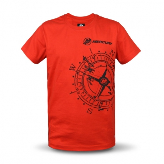 T-shirt in red, size 3XL