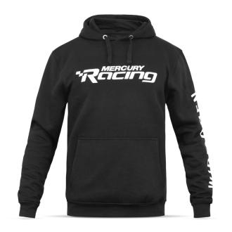Mercury Racing hoodie, black