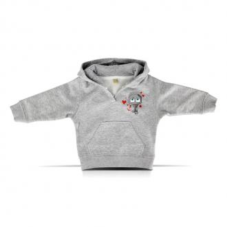 Baby hoodie, 12-18 months
