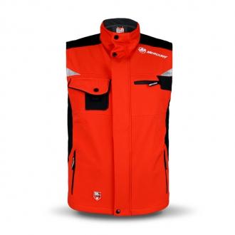 Softshell waistcoat, size XL