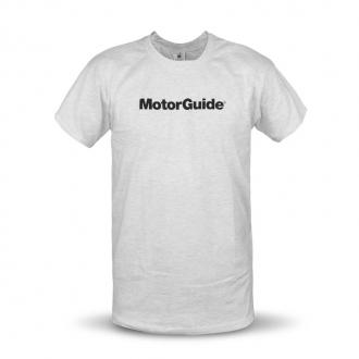 T-Shirt MotorGuide in grau
