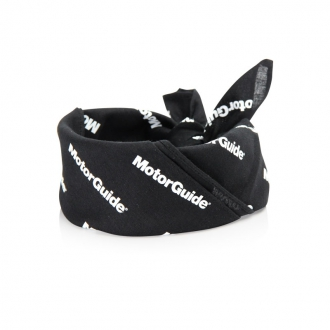 Bandana MotorGuide in black