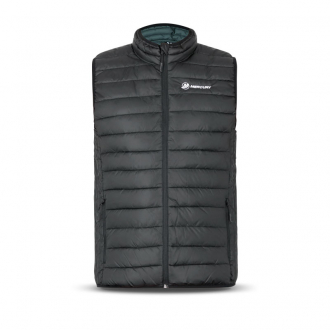 Men´s quilted vest, size XL