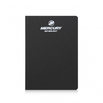 Notebook in black