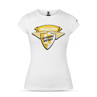 Women´s Heritage T-shirt in white