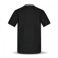 Herren Polo-Shirt in schwarz